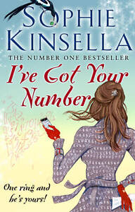 Ive-Got-Your-Number-Kinsella-Sophie-Used-Good-Book