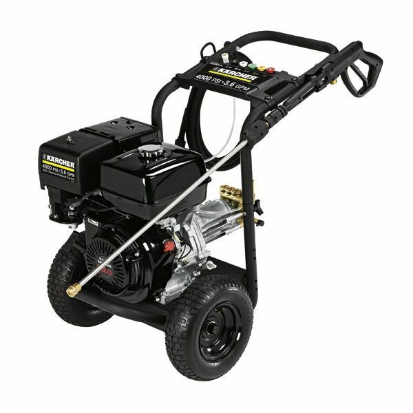 Buying Pressure Washers: Tips and Advice on Used Purchases