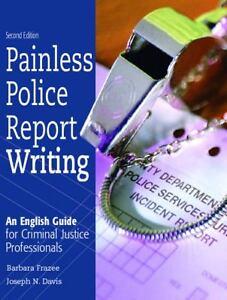 Criminal Justice Internship Resume Sample