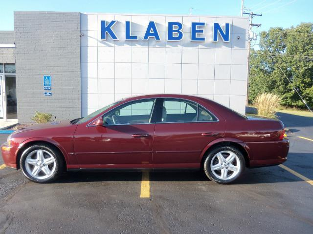 4dr Sdn V6 Manual Trans Used Lincoln Ls For Sale In