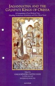 Jagannatha & the Gajapati Kings of Orissa, Gaganendranath Dash