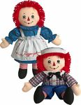 A Collector's Guide to Raggedy Ann and Andy Dolls