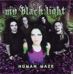 MY BLACK LIGHT - Human Maze - CD - 200739