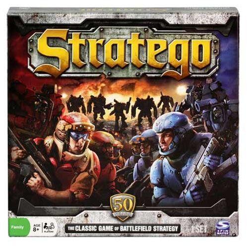 Stratego: So ergattern Sie mit Ihren Spielsteinen die Fahne des Gegners