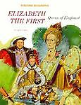 Elizabeth the First, Carol Greene, 0516442147