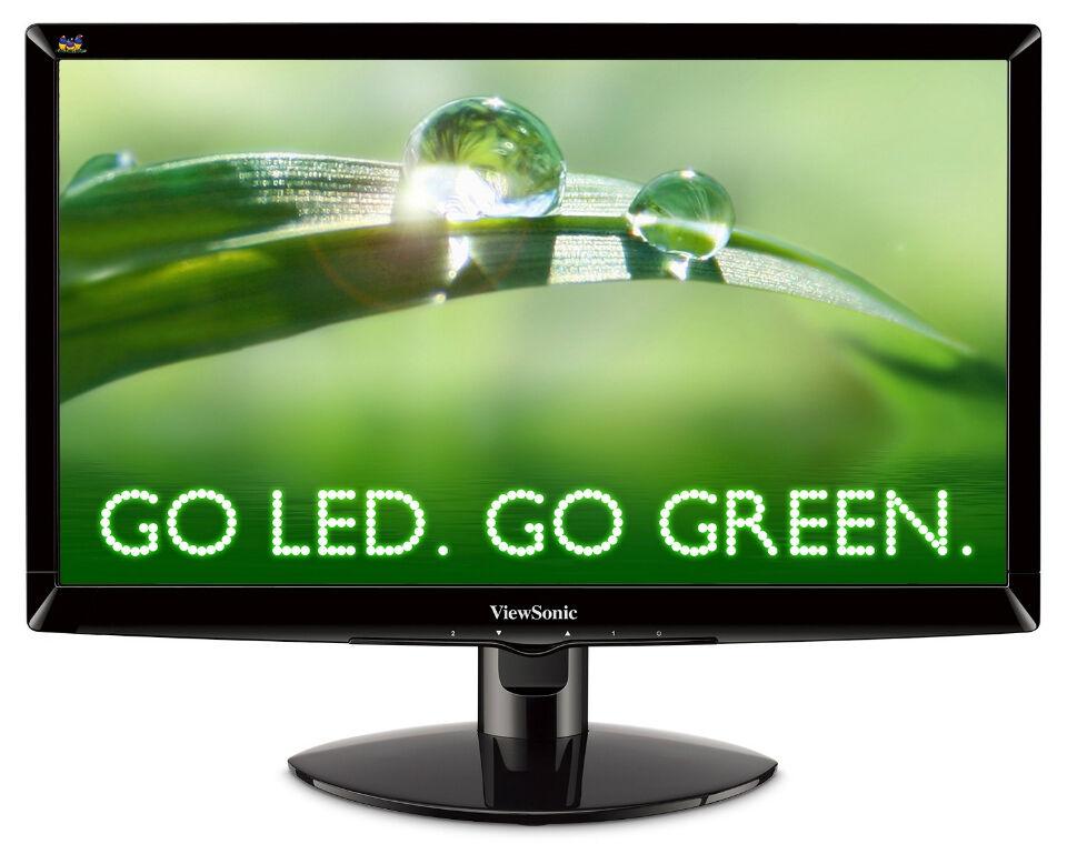 ViewSonic VA2037m-LED