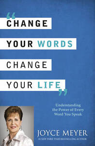 Change Your Words, Change Your Life-ExLibrary
