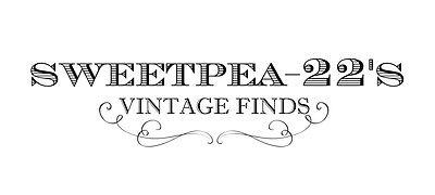 sweetpea-22's Vintage Finds