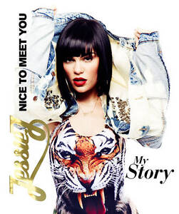 Nice to Meet You, Jessie J., New Book