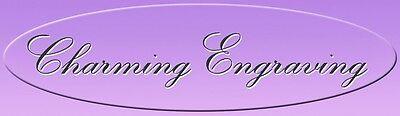 Charming Engraving