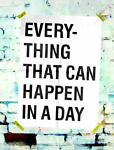 Everything That Can Happen in a Day, David Horvitz, 1935613065