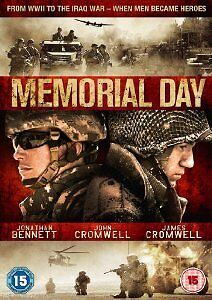 Memorial Day (DVD) (NEW AND SEALED) (REGION 2) (FREE POST)
