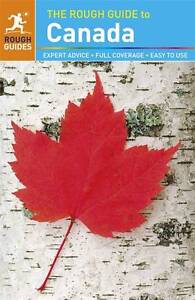 The Rough Guide to Canada-ExLibrary