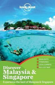 Lonely Planet Discover Malaysia & Singapore - Paperback NEW Simon Richmond 2013-
