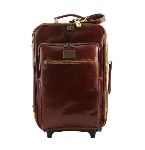 Reisekoffer im Set aus Leder: Für jede Reise geeignet?