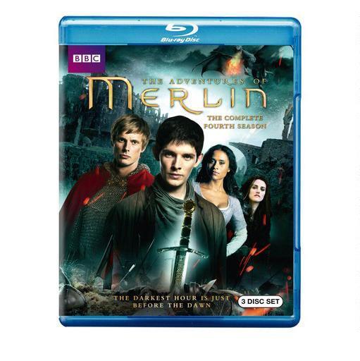 Colin Morgan spielt Merlin: Die fünf Staffeln um Abenteuer aus den Jugendjahren des Zauberers