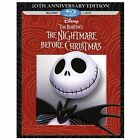 The Nightmare Before Christmas (Blu-ray Disc, 2013, 2-Disc Set, 20th Anniversary Edition)