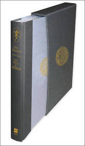 The-Fall-of-Arthur-Deluxe-Slipcase-Edition-Tolkien-J-R-R-New