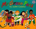 Mr. Green Peas, Judith Caseley, 0688160921