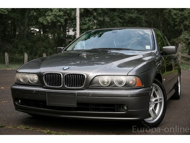 2002 bmw 540i m sport package rare v8 4 4 only 74k loaded. Black Bedroom Furniture Sets. Home Design Ideas