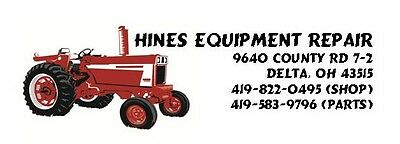Hines Equipment Repair