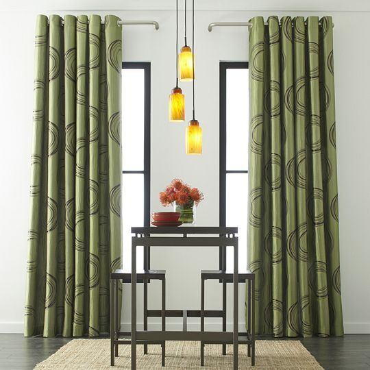 The do 39 s and don 39 ts of buying curtain fabric ebay for Jcpenney living room curtains