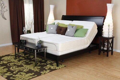 Prodigy Adjustable Leggett and Platt King Bed
