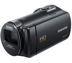 SAMSUNG FLASH MEMORY HD CAMCORDER HMX-F80