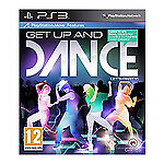 SONY-PS3-PLAYSTATION-3-GAME-GET-UP-AND-DANCE-FULLY-TESTED