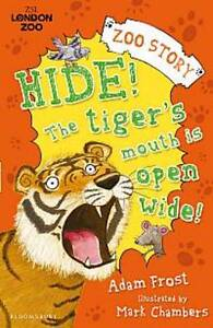 Hide The Tigers Mouth is Open Wide Zsl London Zoo Edition Good Condition B - Rossendale, United Kingdom - Hide The Tigers Mouth is Open Wide Zsl London Zoo Edition Good Condition B - Rossendale, United Kingdom