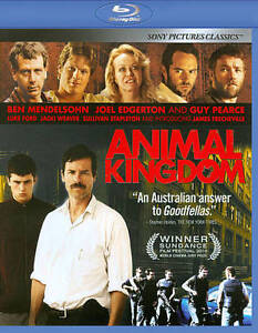 Animal Kingdom (Blu-ray Disc, 2011)