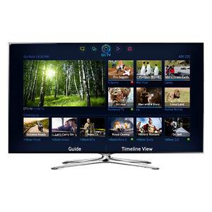 Samsung UN46F7500AF Vs. Toshiba Cloud TV 39L4300U