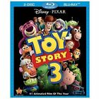 Toy Story 3 (Blu-ray Disc, 2010, 2-Disc Set) (Blu-ray Disc, 2010)