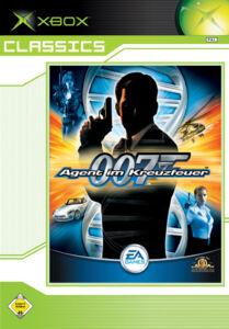 Microsoft Xbox James Bond 007 Agent im Kreuzfeuer Classics - Deutschland - Microsoft Xbox James Bond 007 Agent im Kreuzfeuer Classics - Deutschland