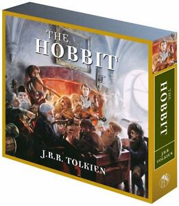 THE-HOBBIT-by-J-R-R-Tolkien-2009-CD-Abridged-Full-Dramatization