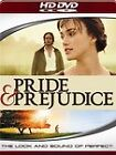 Pride and Prejudice (HD DVD, 2007)
