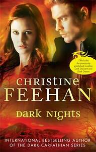Dark-Nights-Feehan-Christine-Very-Good-condition-Book