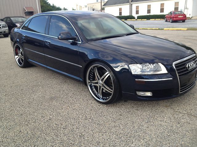 2008 Audi A8l Long Wheel Base Mint Condition Fully