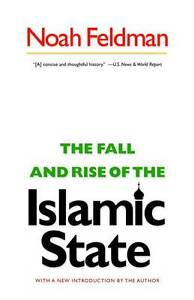 THE-FALL-AND-RISE-OF-THE-ISLAMIC-STATE-by-Noah-Feldman-New-Paperback-ISIS-Terror