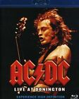 AC/DC - Live at Donington (Blu-ray Disc, 2007) (Blu-ray Disc, 2007)