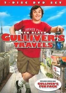 Gullivers-Travels-DVD-2011-2-Disc-Set-JACK-BLACK