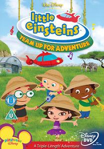 Little Einsteins Vol2  Team Up for Adventure DVD 2007 - <span itemprop=availableAtOrFrom>Bulls Green, Welwyn, Hertfordshire, United Kingdom</span> - Little Einsteins Vol2  Team Up for Adventure DVD 2007 - Bulls Green, Welwyn, Hertfordshire, United Kingdom