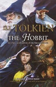 The-Hobbit-Tolkien-Dixon-Charles-Wenzel-David-ILT