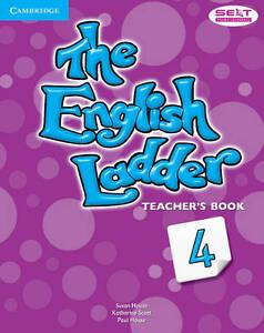 The English Ladder Level 4 Teacher's Book, House, Paul, Scott, Katharine, House,