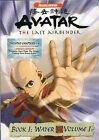 Avatar: The Last Airbender - Book 1: Water - Vol. 1 (DVD, 2006) (DVD, 2006)