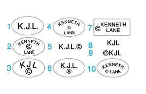 How to Spot Authentic Kenneth Jay Lane Jewelry