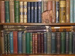 Antique to Vintage-Affordable Books