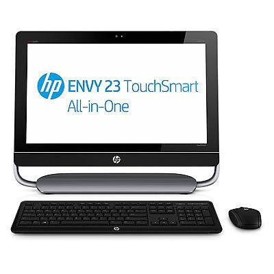 HP ENVY TouchSmart 23-d030
