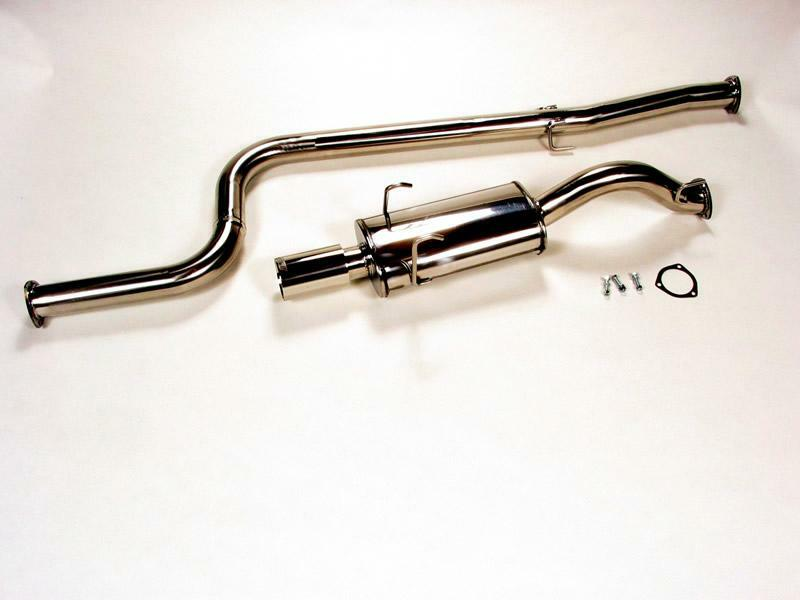 How to Buy an X-Type Exhaust on eBay