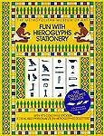 Fun with Hieroglyphs Stationary, Metropolitan Museum of Art Staff, 0670842079
